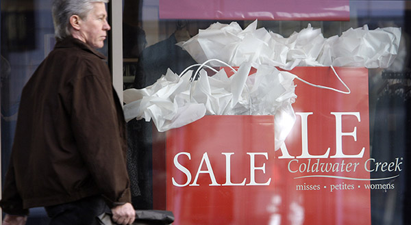 Coldwater Creek files for bankruptcy protection
