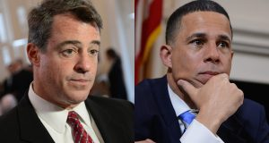 Gansler poll: Behind but gaining