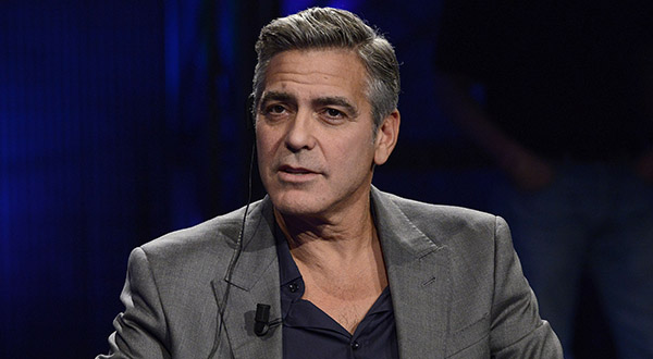 George Clooney will marry a lawyer