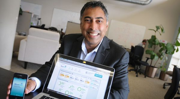 Anand Iyer, president and CEO of WellDoc Inc., which received a $20 million investment from Merck Global Health Innovation Fund. (Photo: Eric Stocklin)