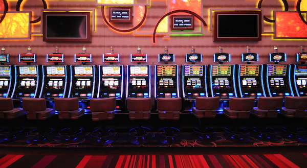 Maryland casino revenue drops in April