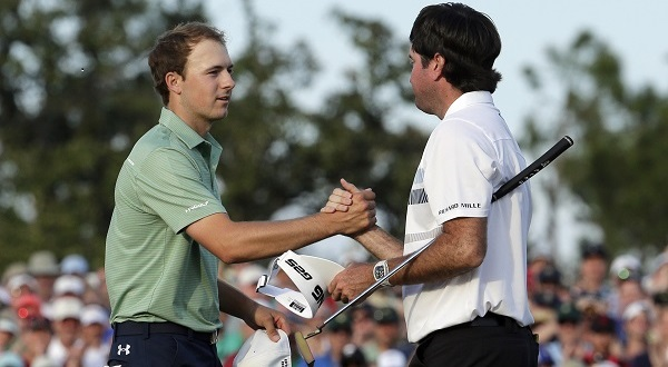 Spieth loses, but Under Armour wins big at Masters