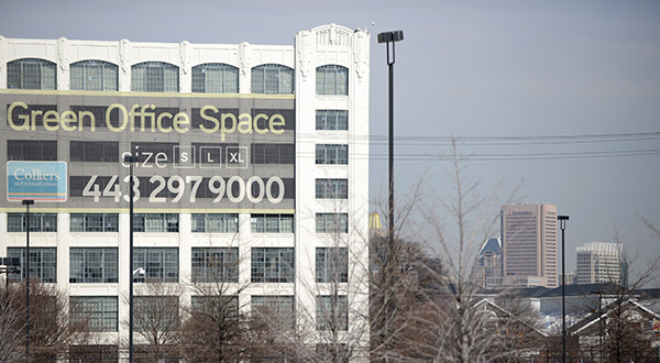 Baltimore office market doldrums remain