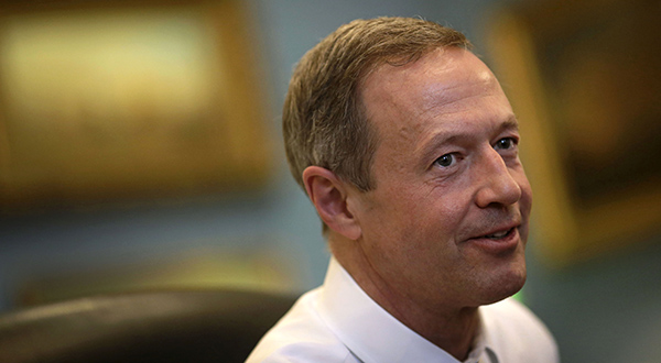 O'Malley travels to Ireland, Netherlands