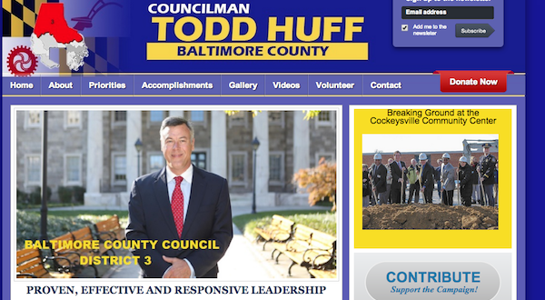 Baltimore County councilman: Lewd photo posted after Twitter account hacked
