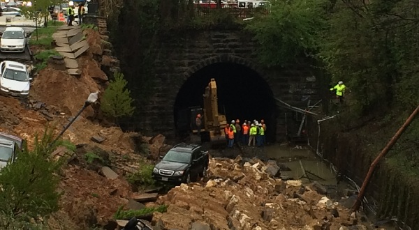 Baltimore landslide to cost $18.5 million to fix