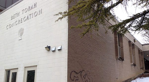 The sale of the synagogue will mark the end of the Beth Torah congregation in Hyattsville, according to its attorney.  (The Daily Record/Danny Jacobs)