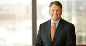 Legg Mason CEO Sullivan discusses leadership at JHU