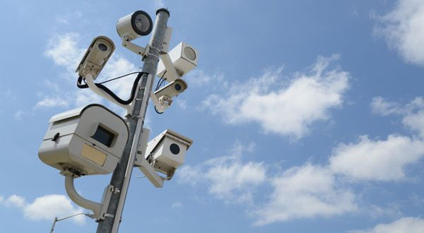 Use of speed and red-light cameras contributed to Maryland's low ranking by the National Motorists Association. (The Daily Record/Maximilian Franz)