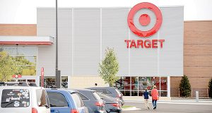 Target store in the Canton Crossing Shopping Center. (Maximilian Franz/The Daily Record)