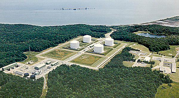 Federal agency finds no impact from proposed Cove Point facility