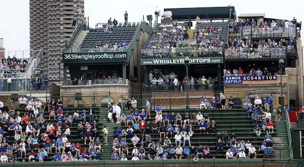 Cubs, rooftop owners wrangle over Wrigley