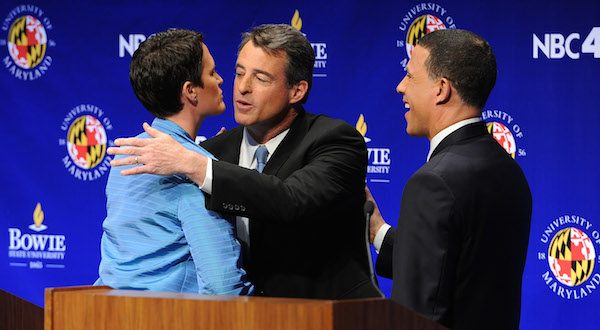 Anthony Brown, Doug Gansler, Heather Mizeur
