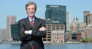 Md. Attorney General Brian Frosh (The Daily Record/Maximilian Franz)