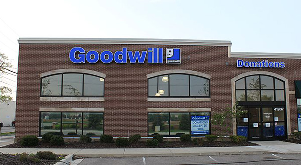 Goodwill served 9.8 million in 2013
