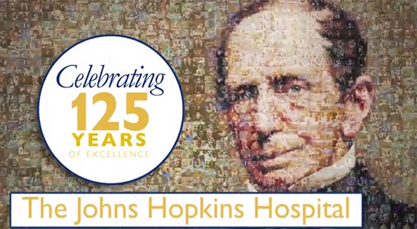 Johns Hopkins Hospital turns 125
