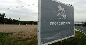 Group wants MGM held accountable in casino construction, hiring