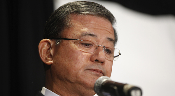 Shinseki resigns amid VA health care uproar