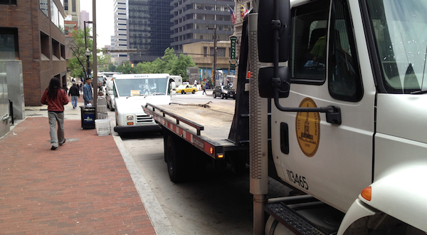Parking authority 1, Postal Service 0 – Maryland Daily Record