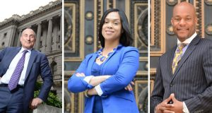 Gregg Bernstein, Marilyn Mosby, Russell Neverson