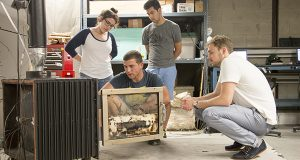 UM's wood stove creators honored for innovation