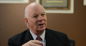 Cardin briefs civil rights leaders on racial profiling bill