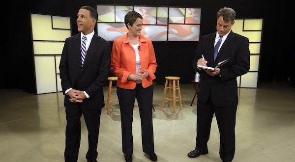 Heather Mizeur, Anthony Brown, Doug Gansler