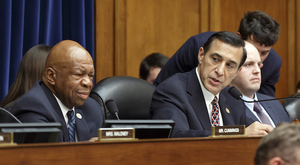 "Cummings: IRS hard-drive failure ""not nefarious"""