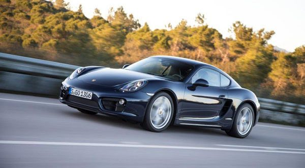 Porsche, whose 2014 Cayman is shown here, topped the list of best brands in this year's J.D. Power quality rankings survey. (AP Photo)