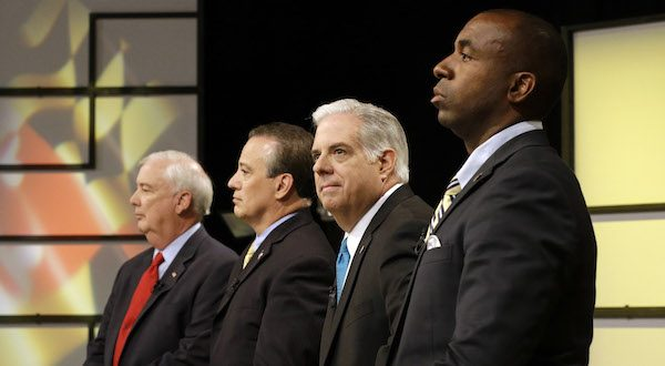 David Craig, Ron George, Larry Hogan, Charles Lollar