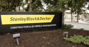 Stanley Black & Decker, which has a division based in Towson, is using overseas subsidiaries to hold more than $4.4 billion in assets, according to the Maryland Public Interest Research Group report. (The Daily Record/Maximilian Franz).