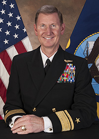 Navy Rear Adm. Walter Carter (AP Photo/Matt Rourke, File)