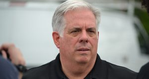 Hogan blames O'Malley, Brown for Beretta's departure