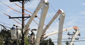 Baltimore Gas and Electric Co. and Potomac Electric Power Co. have each requested increases in the rates they charge customers four times in the past five years. (The Daily Record/Maximilian Franz)
