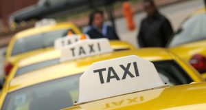 On antitrust law and taxi permits