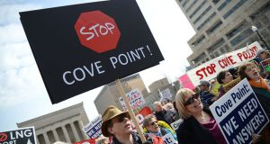 Cove Point opponents want delay in wetland permits