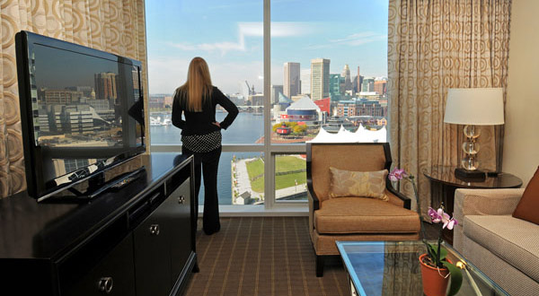 Baltimore sees hotel growth, occasional struggles
