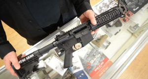 4th Circuit weighs constitutionality of Maryland weapons ban