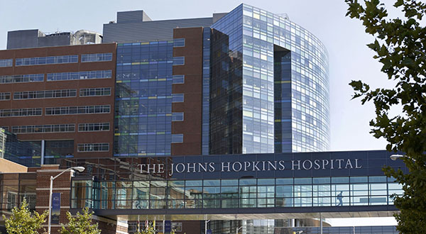 Johns Hopkins workers eye vote on labor contract