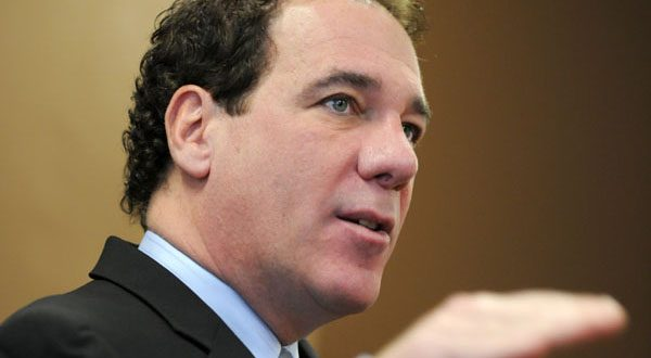 Baltimore County Executive Kevin Kamenetz (The Daily Record/Maximilian Franz)