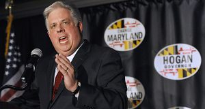 Larry Hogan, Republican Maryland gubernatorial candidate. (AP Photo/Steve Ruark, File)