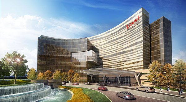 Rendering courtesy of Cordish Cos. / Penn National Gaming