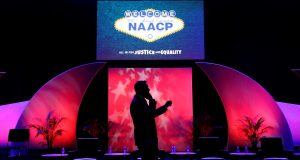 At NAACP convention, leaders worry about low turnout in November