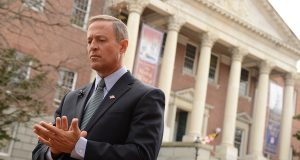 O'Malley brings up rear in New Hampshire poll