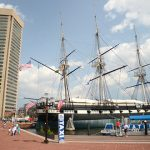 After 160 years, USS Constellation showing her age