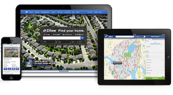 Zillow buying trulia to make real estate titan maryland for Zillow site