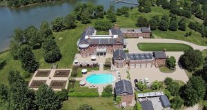 Estate built for Chef Boyardee's son heads to auction