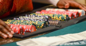 Long-awaited Horseshoe Casino opens to the public