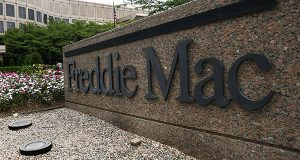 Freddie Mac's corporate offices in McLean, Va. (AP Photo/Pablo Martinez Monsivais, File)