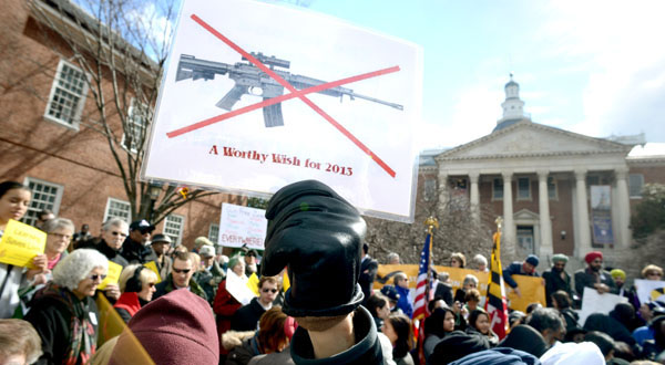 Federal judge upholds Md. ban on assault weapons